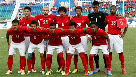 indonesia  face thailand  sea games sport tempoco