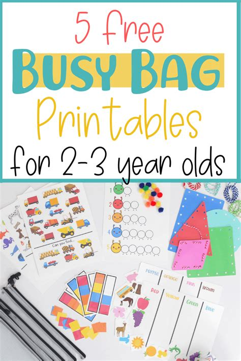 educational activities   year olds printable