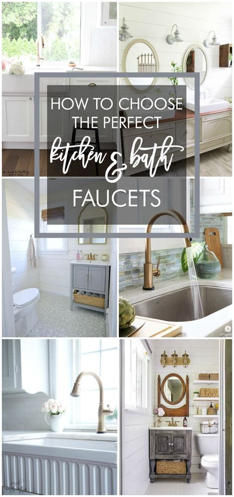 how to choose a kitchen faucet 297 best how to decorate series images on
