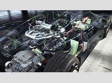 Porsche 918 Spyder Engine Technology wordlessTech