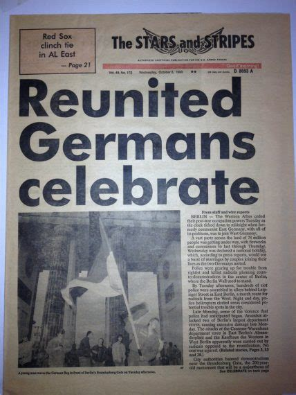german unification anniversary