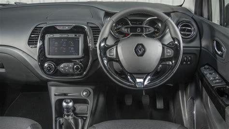 Renault Captur Suv Interior, Dashboard & Satnav