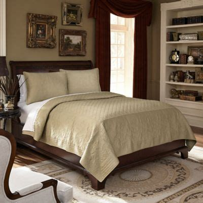 Gold Coverlet by Buy Gold Coverlet From Bed Bath Beyond