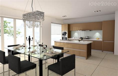 amenagement cuisine cuisine decoration moderne