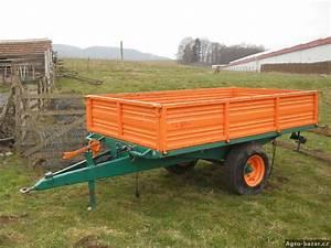 Traktor Anhänger Gebraucht 3t : traktor branson 2800 a vlek marangon 3t prodej koup ~ Jslefanu.com Haus und Dekorationen
