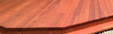 Prestained Deck Boards