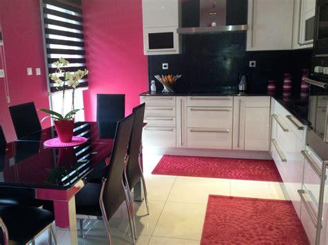 cuisine en noir et blanc cuisine blanc et noir photo 1 14 3504375