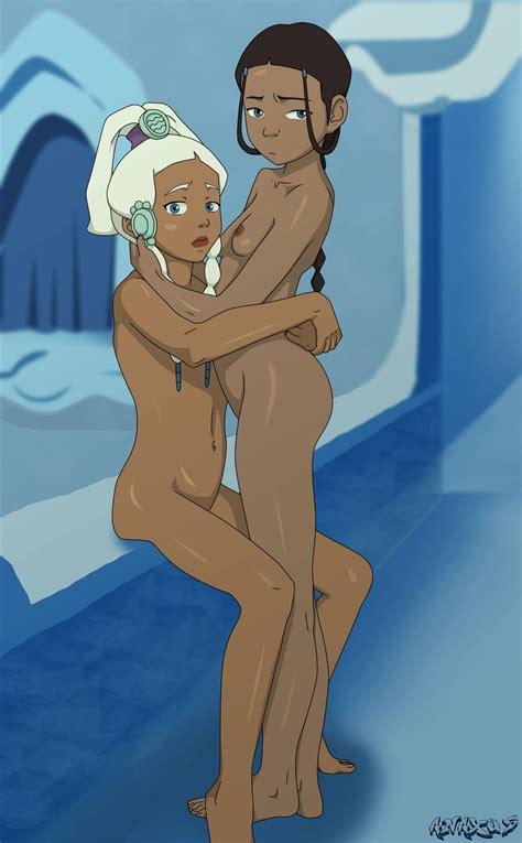Rule 34 Anaxus Avatar The Last Airbender Katara Lesbian Tagme Yue 2142669