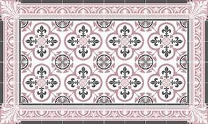 Vinyl Carreau Ciment : tapis vinyle carreaux de ciment ~ Preciouscoupons.com Idées de Décoration