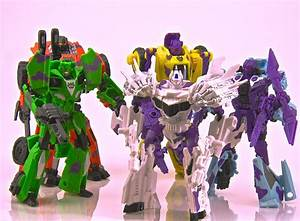 Fall of Cybertron G2 Combaticons by Weirdwolf75 on deviantART