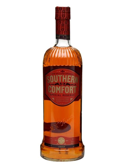 Southern Comfort Special Reserve Whiskey Liqueur : The ...