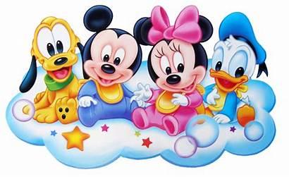 Mickey Mouse Disney Clipart Pluto Babies Clipartpanda