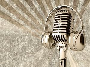 Radio Microphone Background | www.imgkid.com - The Image ...