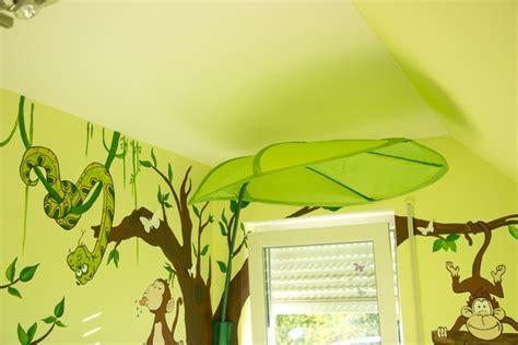 Kinderzimmer Wandbemalung Vorlagen  Interior Design Und