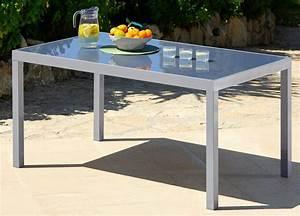 Gartentisch Glas Alu : gartentisch taviano aluminium 150x90 cm silber online kaufen otto ~ Markanthonyermac.com Haus und Dekorationen