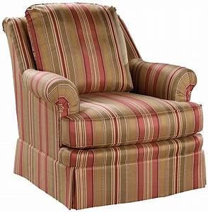 Fairfield, Swivel, Accent, Chairs, Upholstered, Swivel, Chair, With, T