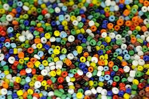 Beads Colorful Macro Free Photo On Pixabay