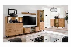 Ensemble Salon Scandinave : ensemble salon bois et verre lumineux jao cbc meubles ~ Teatrodelosmanantiales.com Idées de Décoration