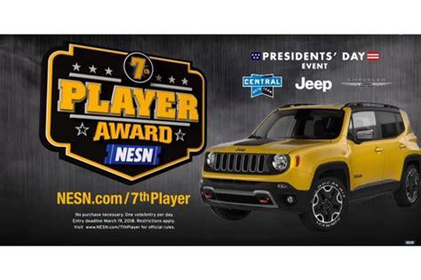 jeep dealer hands keys   renegade  fan family