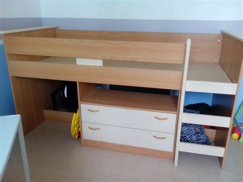 lit mezzanine bureau pas cher lit mezzanine pas chere maison design wiblia com
