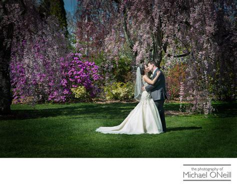 spring flowers long island wedding michael oneill