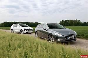 Peugeot Break 508 : peugeot 508 sw et 3008 entre tradition et modernisme l ~ Gottalentnigeria.com Avis de Voitures