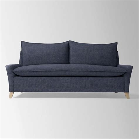 bliss sleeper sofa west elm the new house pinterest