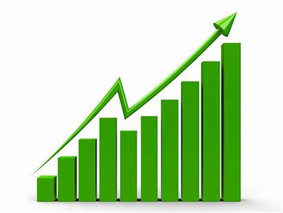 Growth Marijuana Economic Increase Indicators Graph Clip