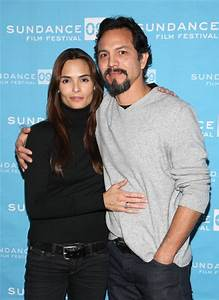 "Benjamin Bratt and Talisa Soto Photos Photos - ""La Mission ..."