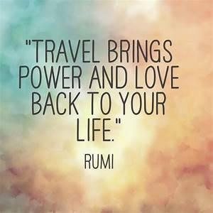52 Inspirationa... Love Travel Quotes