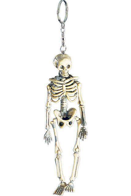 lot  porte cles squelette kermesse porte clef le