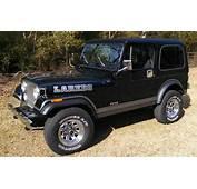 1986 JEEP CJ 7 LAREDO  Classic Jeep For Sale