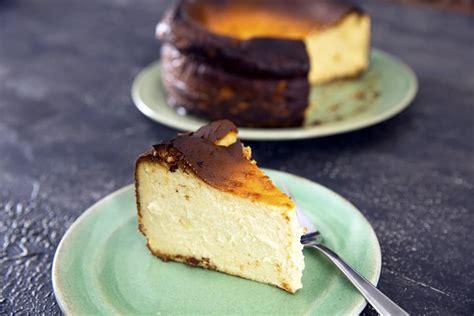 basque cheesecake dani valent