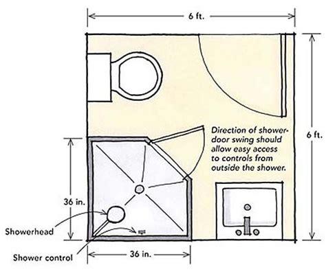 bathroom design dimensions corner shower for a small bathroom designing showers for