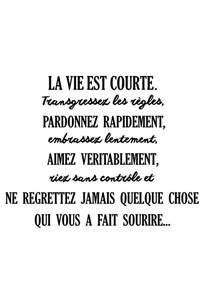 Proverbe Et Citation Sur La Vie by Les 25 Meilleures Id 233 Es De La Cat 233 Gorie Citations Courtes