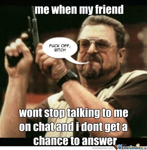 Leave Memes - leave me alone by josh round 73 meme center