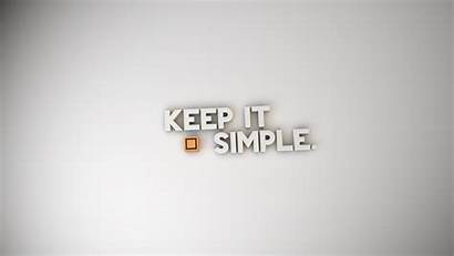 Simple Keep Wallpapers Backgrounds Laptop Pc Simplicity