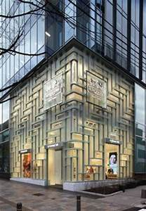Retail, Facade architecture and Architecture on Pinterest