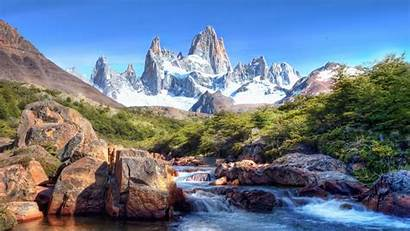 1080p Mountain Mountains Wallpapers Background Landscape River