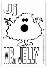 Mr Coloring Pages Grumpy Jelly Letter Template Happy Bear Disney Care sketch template