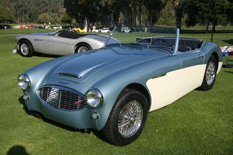 Lacarconcours1959austinhealy3000img22  It's Your