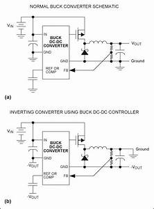 Dc To Dc Converter Circuit Diagram Step Down
