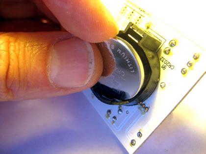 Battery Insertion