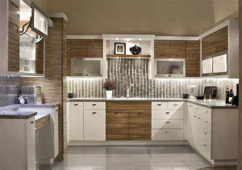 Zebra Wood Modern Kitchen   Modern   Kitchen   san luis