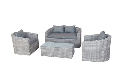 Kontiki Patio Furniture Wicker Conversation by Kontiki Conversation Sets Wicker Sofa Sets Mojave 4