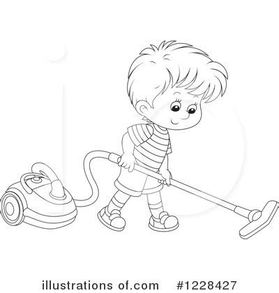 vacuum clipart black and white vacuum clipart 1228427 illustration by alex bannykh