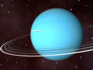 Uranus Planet Facts ~ UNIVERSE
