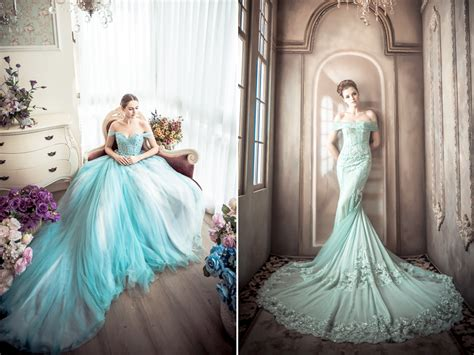 breathtaking ice queen inspired wedding dresses