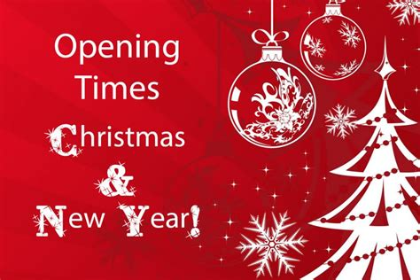 opening times christmas  year st austell golf club