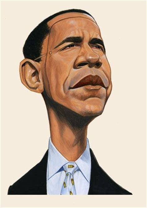 caricatures barack obama  google  pinterest